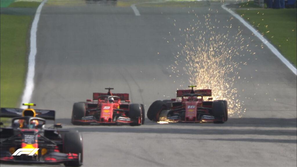 Vettel e Leclerc parlano già da rivali...