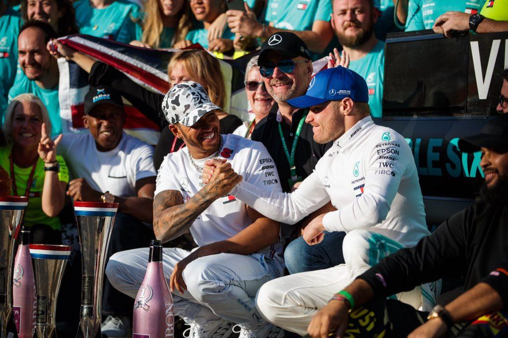 """La cavalcata di Lewis Hamilton, """"esacampione"""" del mondo"""