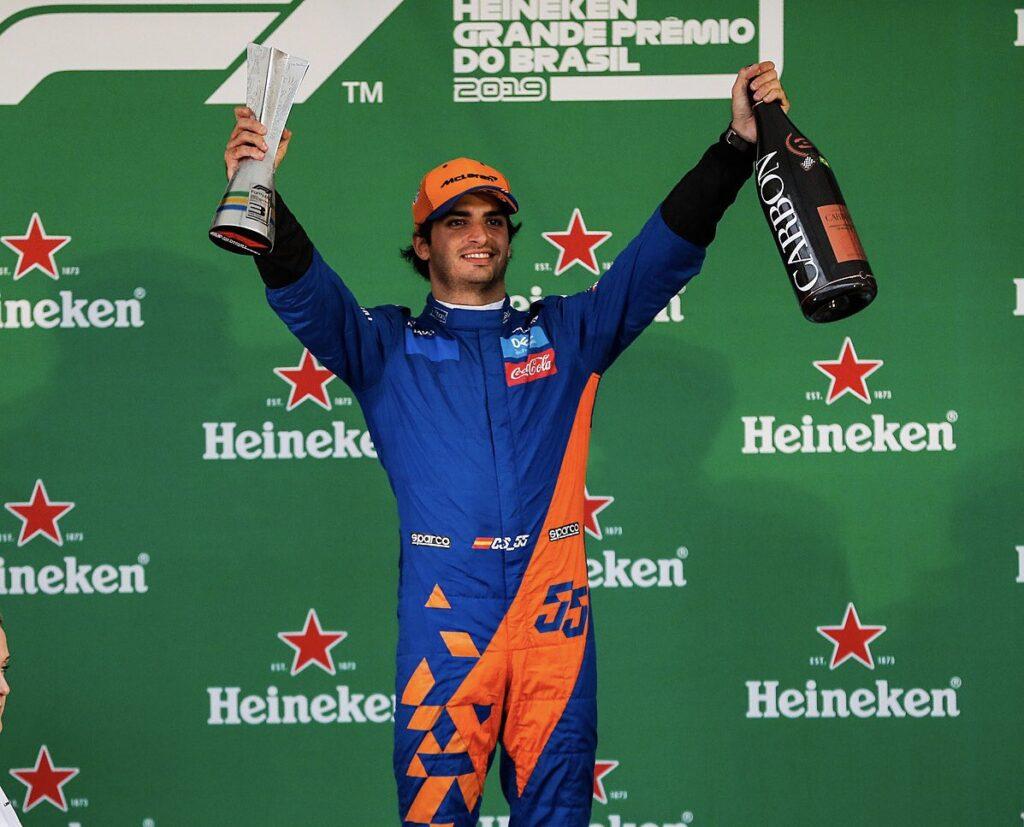 Sainz più forte di Leclerc in gara? Trevor Carlin dice di sì