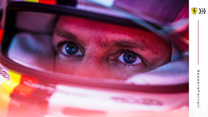 Interlagos giro 66: Ferrari vs Ferrari