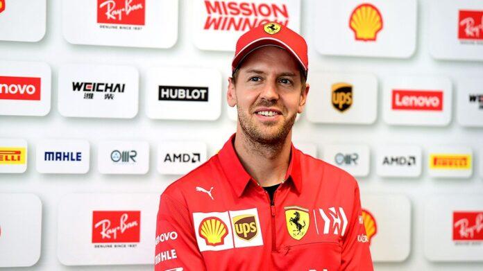 """Vettel: """"abbiamo ancora del potenziale da sbloccare…"""""""