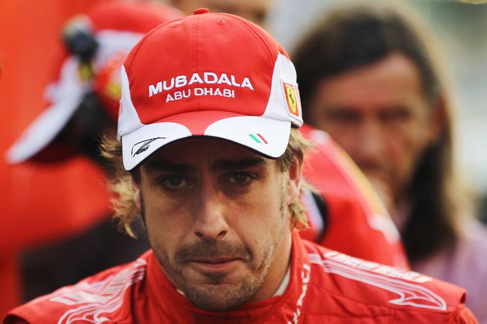 Alonso: quando la volpe non arriva all'uva dice che è acerba