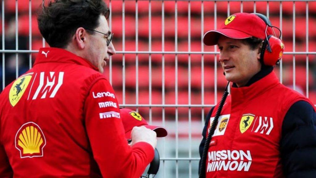 Binotto direttore tecnico e capo della Gestione Sportiva: un male per la Ferrari?