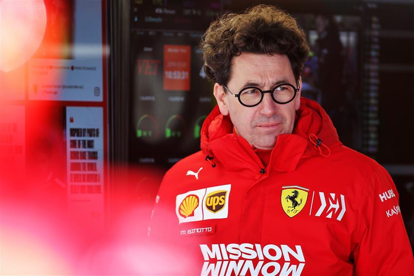 Ferrari e i soliti sospetti
