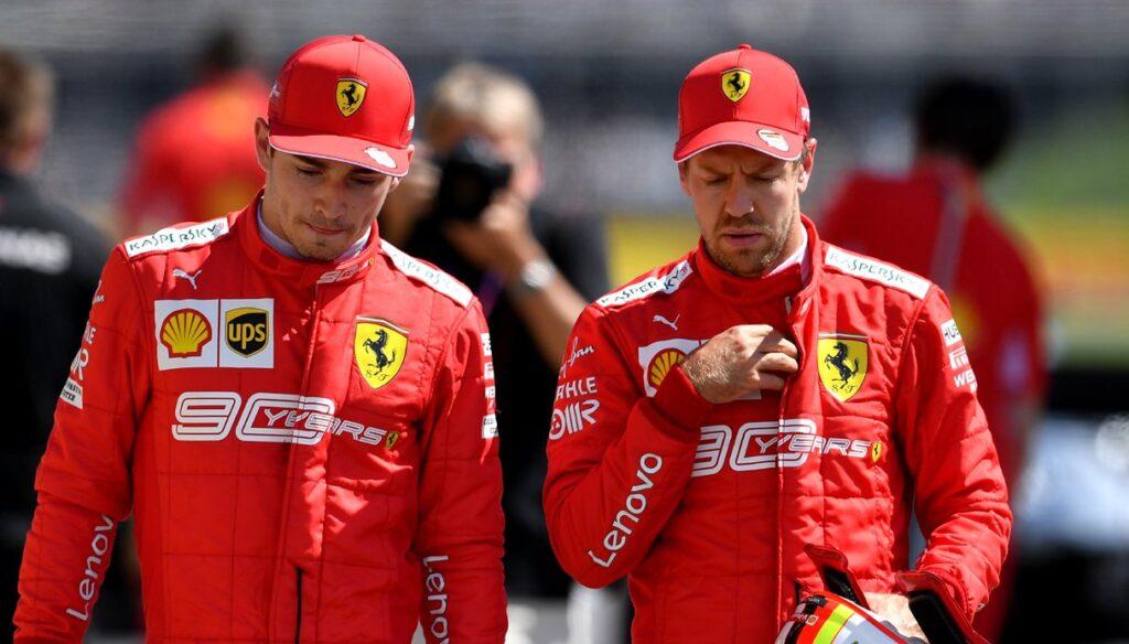 Vettel: un 2019 che somiglia molto a quell'ultima stagione in Red Bull