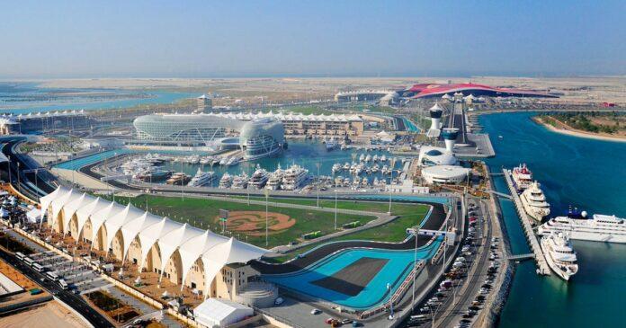 Gp Abu Dhabi 2019-Meteo