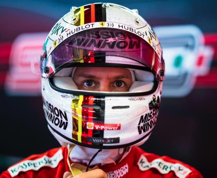 Vettel: Red Bull e Ferrari, destini contro.