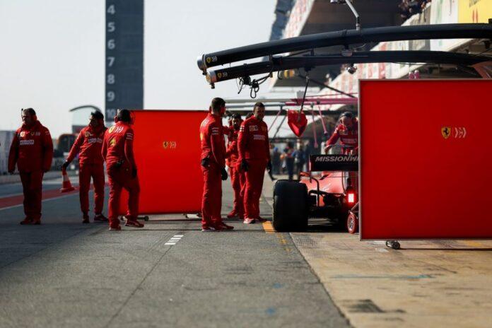 I test indiscreti della Formula Uno