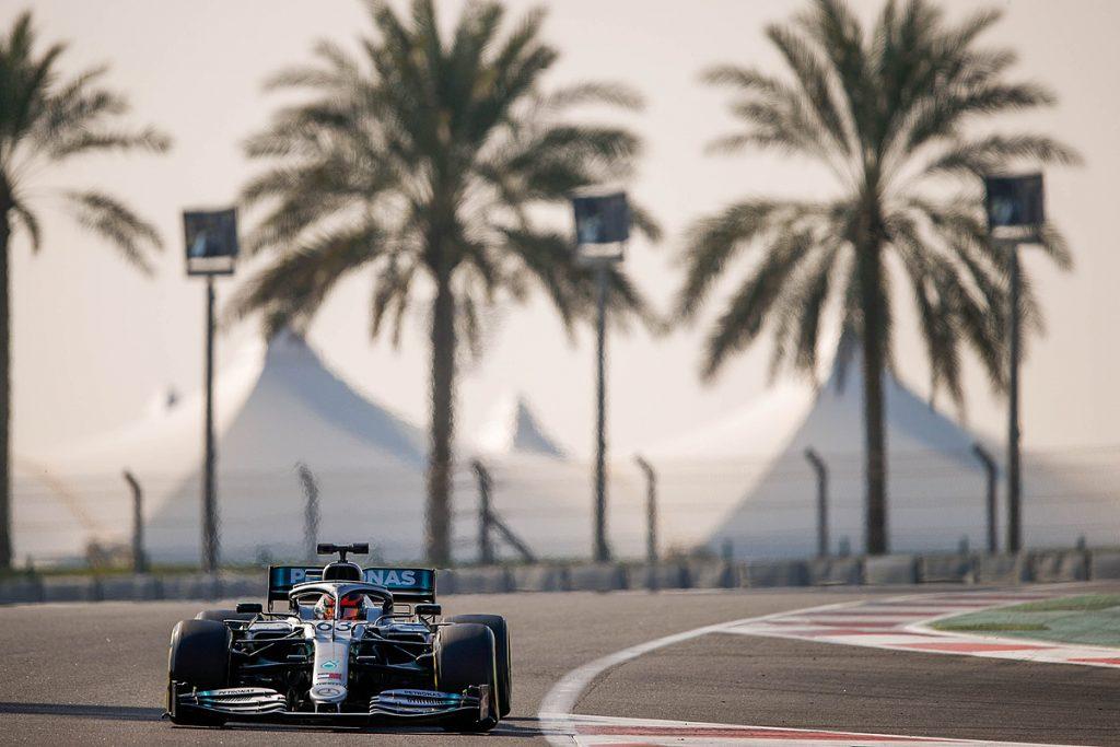 Test Abu Dhabi 2019: resoconto finale