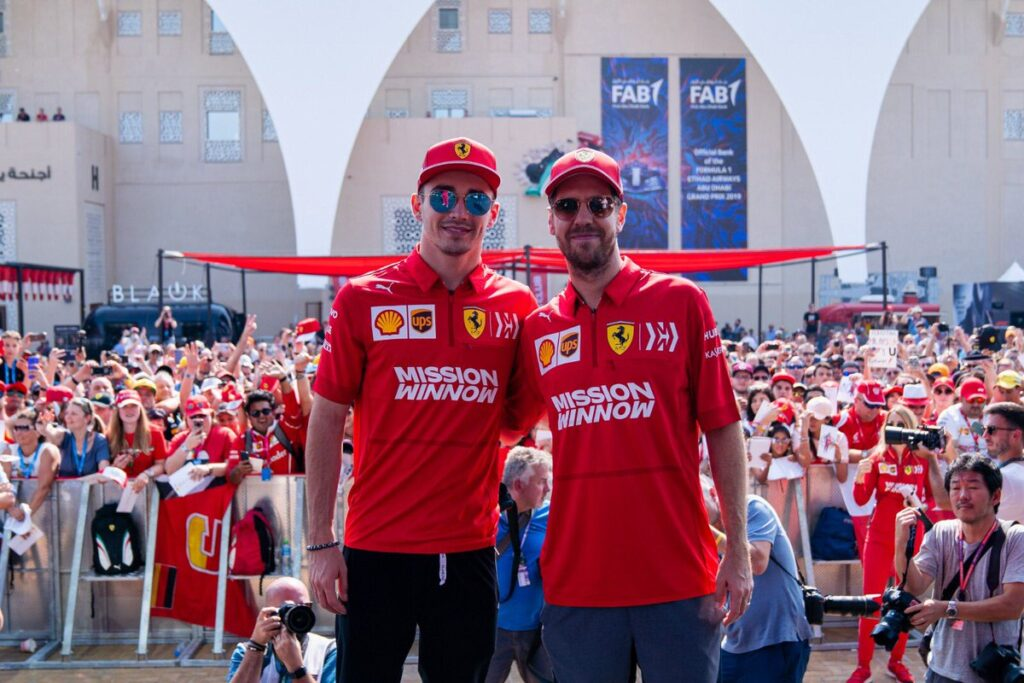GP Abu Dhabi 2019-Previsioni: la Ferrari ci prova...