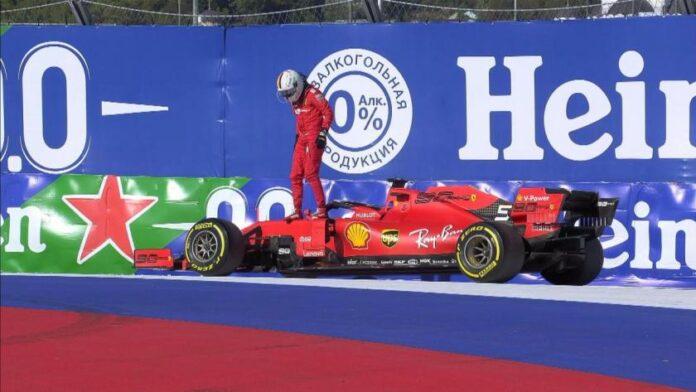 Le difficoltà di Vettel nel campionato 2019 causate della SF90