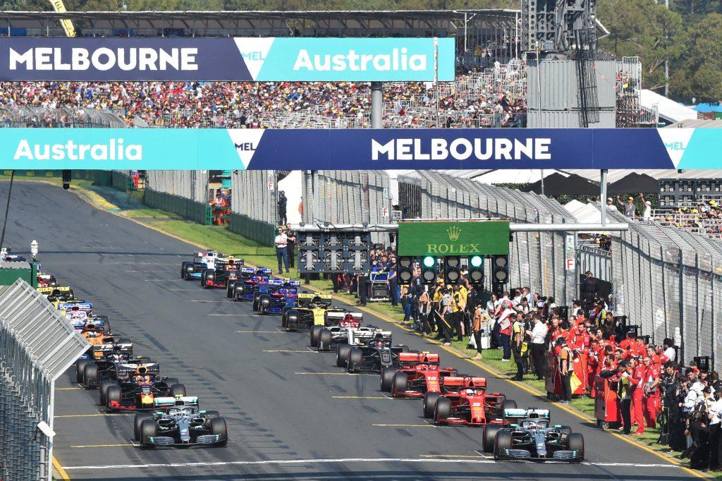 Buone feste Formula 1
