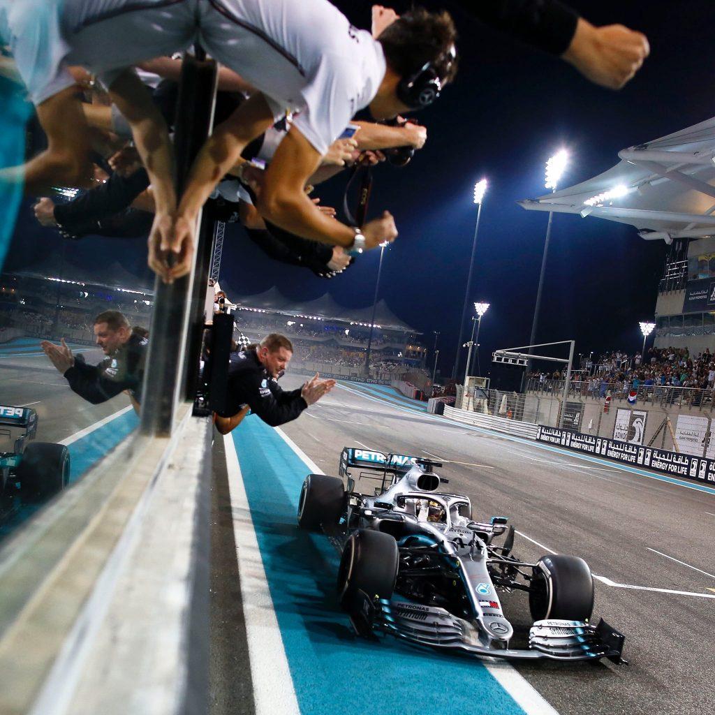Wolff conferma l'impegno di Mercedes in F1. E vuole tenersi stretto Hamilton