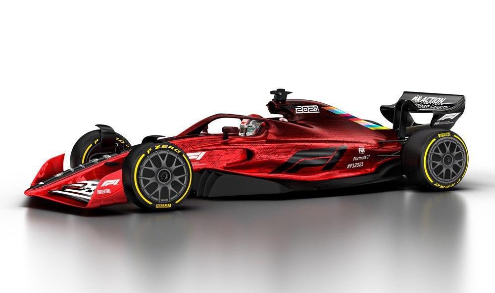Formula1 2021: si punta sullo spettacolo a scapito della velocità