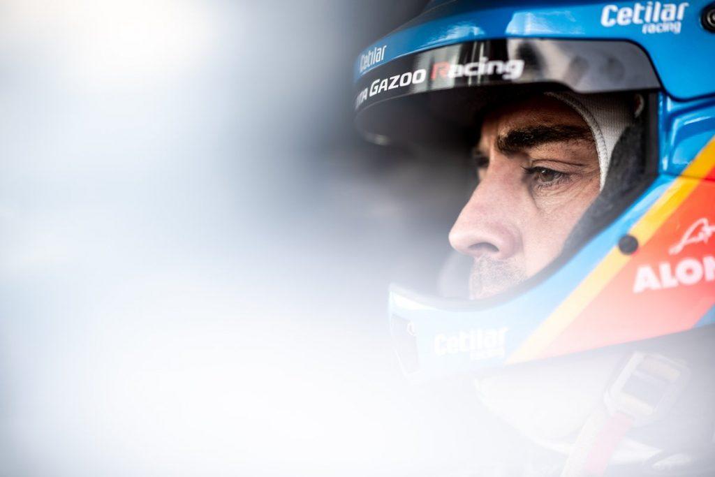 Alonso: le mille e una insidia della Dakar