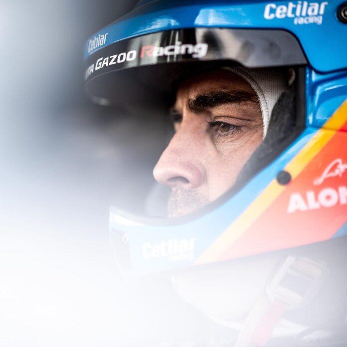 Alonso: l'avventura alla Dakar e la voglia di F1