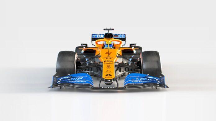 Ecco la nuova McLaren MCL35