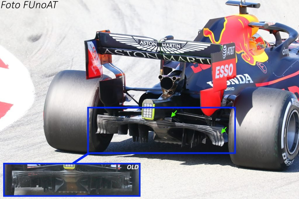 Analisi tecnica - Red Bull RB16