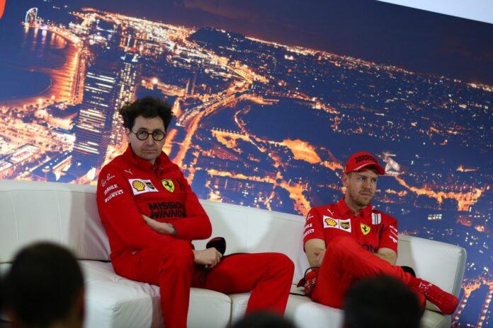 "Binotto: ""Ferrari: più grip e niente DAS"""