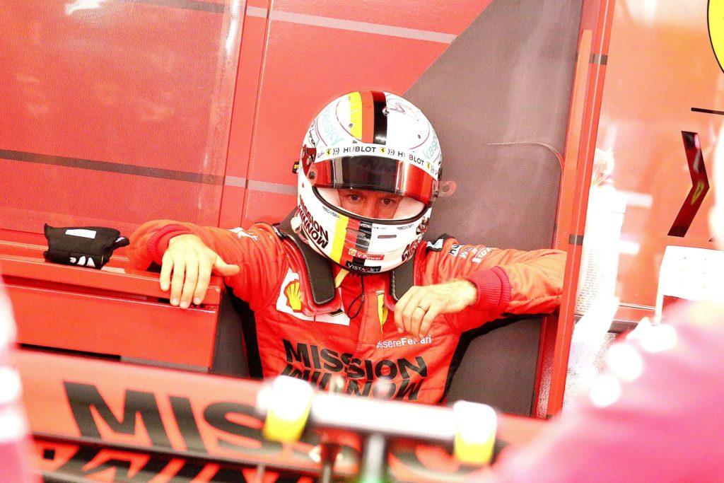 Ufficiale: Vettel e Ferrari si saluteranno a fine 2020