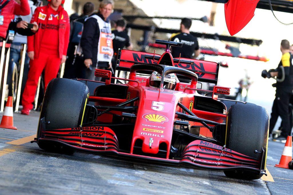 """GP Australia 2020-Vettel: """"capiremo i veri valori in campo..."""""""