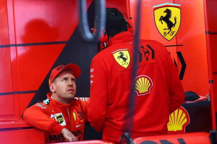 Vettel social, ingegnere mancato…