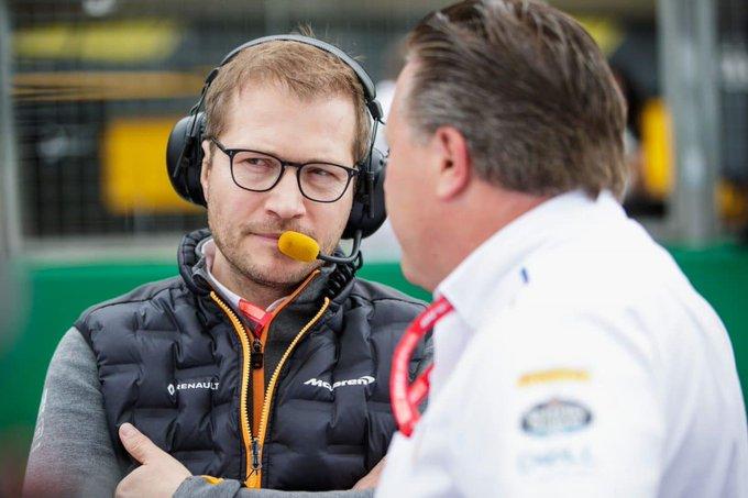 McLaren: ricevuto l'ok per adeguare la vettura alla power unit Mercedes nel 2021
