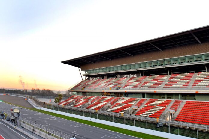 F1 Live: Test Barcellona 2020 Day3