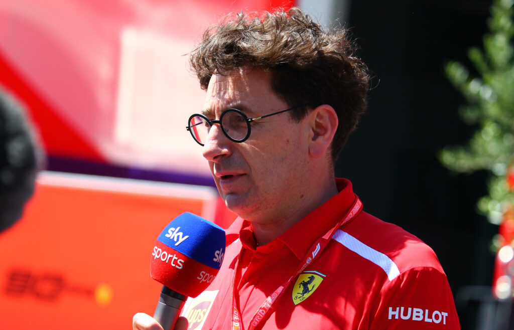 Binotto: la Ferrari è pronta a tutto…