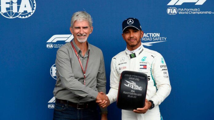Damon Hill racconta come battere Lewis...