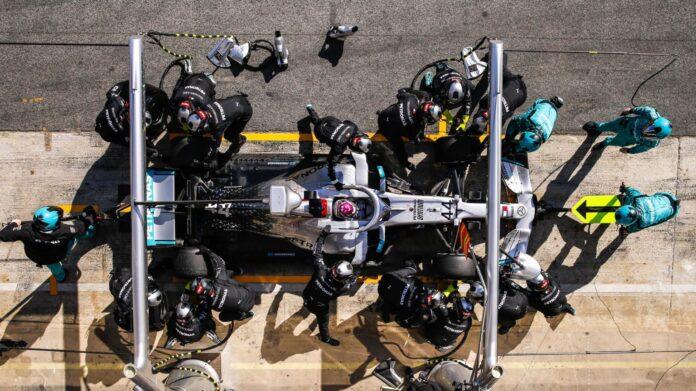 Das: Newey è perplesso, ma Mercedes è certa della legalità