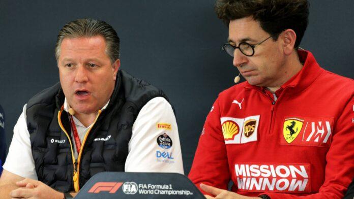 """Se la F1 non reagisce alla crisi rischia di trasformarsi in una """"Super F2"""""""