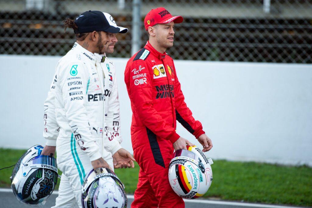 """Vettel: """"Una stagione con pochi eventi non renderà il titolo meno importante"""""""