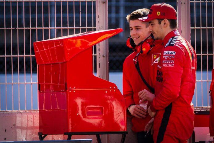 L'ultima parola alla Ferrari: Leclerc vuole Vettel