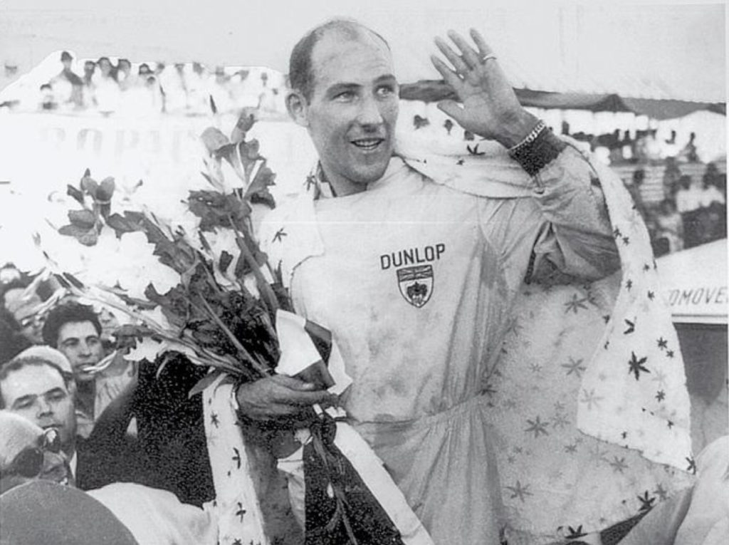 Scompare Stirling Moss