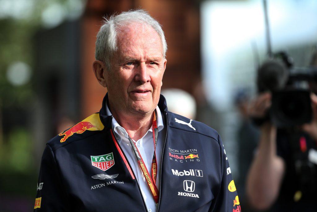 Marko ha proposto di far contrarre a tutti piloti Red Bull il Covid-19