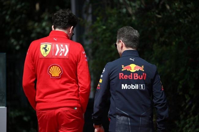 Ferrari e Red Red Bull: vendere l'auto ai clienti per ridurre i costi uniti contro la budget cap