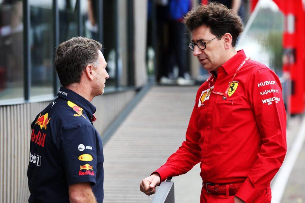 Ferrari e Red Bull uniti contro la budget cap