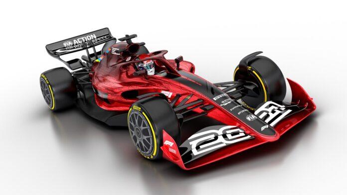 La F1 che