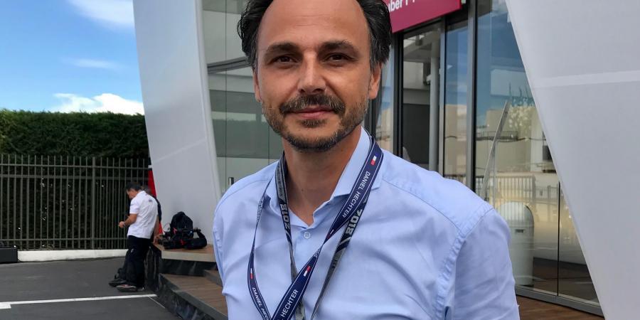 Nicolas Deschaux
