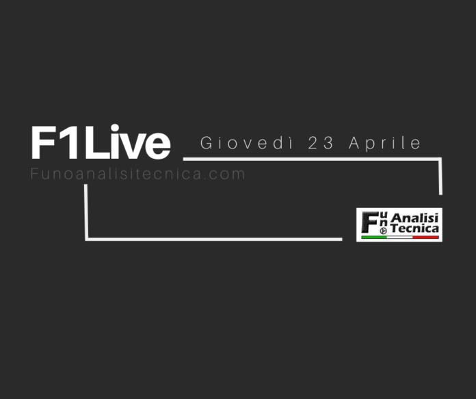 F1 Live 23 aprile 2020