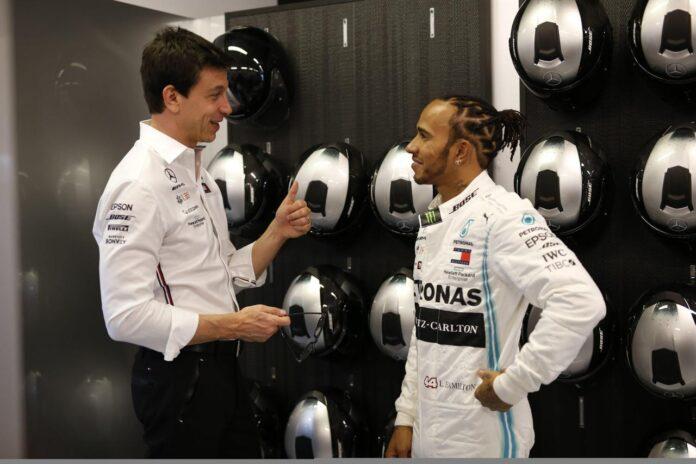 """Trattativa Hamilton – Mercedes, Wolff: """"Soldi non sono questione primaria"""