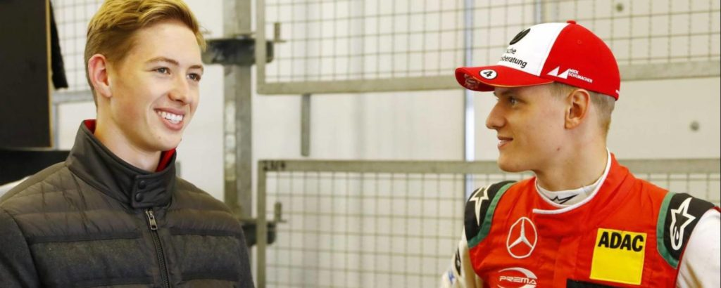 David e Mick Schumacher