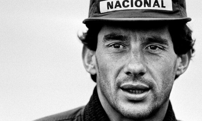Lewis e Senna