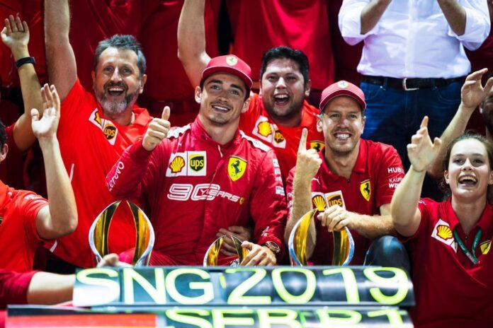Leclerc concentrato sulla ripresa e sul campionato: