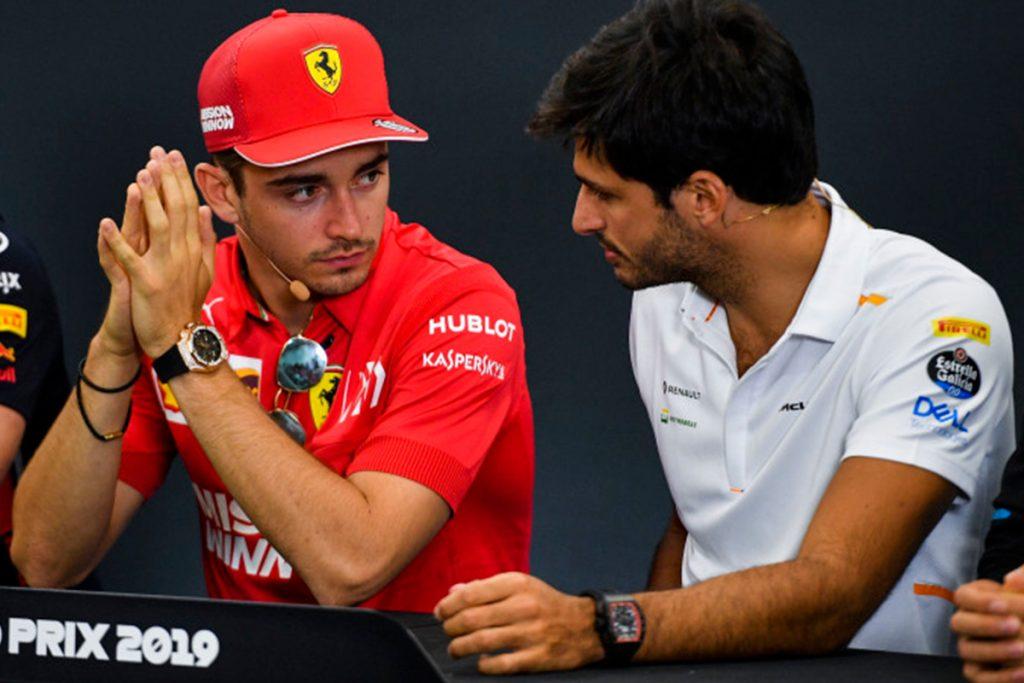 """Sainz non sarà la spalla di Leclerc: """"Nel contratto non c'è scritto..."""""""