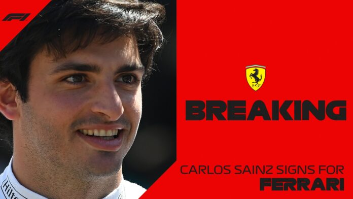 UFFICIALE - Carlos Sainz Jr. è un pilota della Ferrari: i motivi della scelta