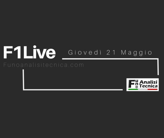 F1 Live 21 maggio 2020