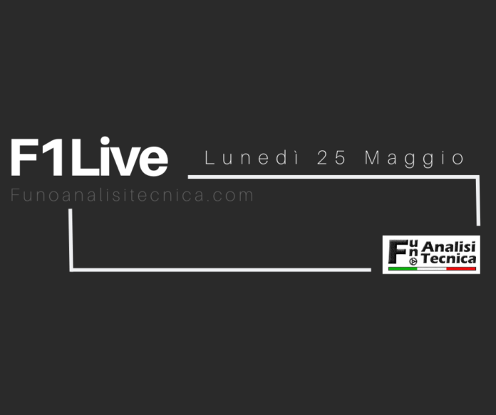 F1 Live 25 maggio 2020