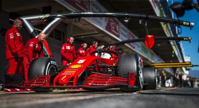 Le difficoltà di Vettel in Ferrri si spiegano con la mancanza di un manager?
